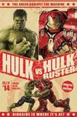 Hulk Vs Hulkbuster Avengers Age of Ultron