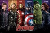 Superheroes Unite! Avengers Age of Ultron