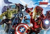 Avengers Re-Assemble Avengers Age of Ultron