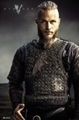 Travis Fimmel is Ragnar Lothbrok Vikings