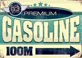 Premium Gasoline 100m Elite 83 Auto