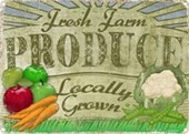 Fresh Farm Produce Locally Grown