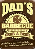 Grab A Beer Dad's Barbecue