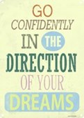 Achieve Your Dreams Confidence In Action