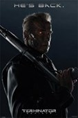 He's Back Terminator Genisys