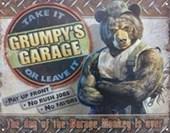 Grumpy's Garage Take It Or Leave It