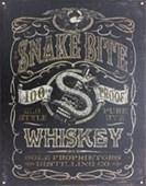 Snake Bite Whiskey