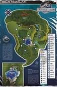 Isla Nublar Map Jurassic World