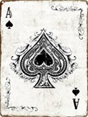 Ace Of Spades Play Your Cards Right