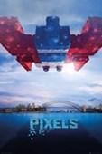 Galaga Pixels
