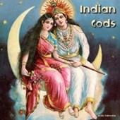 Indian Gods & Goddesses 19th Century Prints