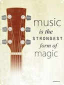 The Strongest Form Of Magic The Power Of Music
