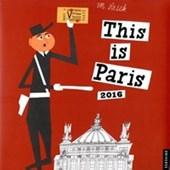This Is Paris Miroslav Sasek
