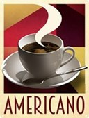 How do you like your coffee? Americano
