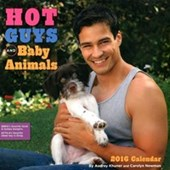 Hot Guys & Baby Animals Audrey Khumer and Carolyn Newman