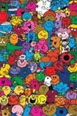 Many Miss & Men Mr Men & Little Miss