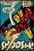 Shoosh! Iron Man
