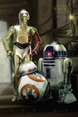 Episode VII Droids Star Wars