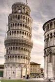 Italy's Finest The Leaning Tower Of Pisa