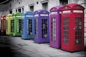 A Colourful Day In London Town