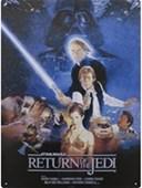 Return Of The Jedi Star Wars Tin Sign