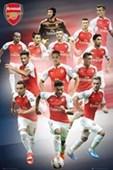 Arsenal class of 15/16 Arsenal Team