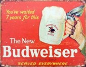 You've Waited 7 Years For This The New Budweiser