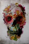 Death Never Looked This Good Beautified Floral Skull
