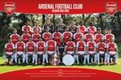 Team Photo 2015/16 Arsenal Football Club