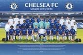 Team Photo 2015/16 Chelsea Football Club
