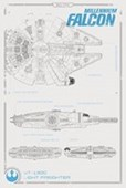 Millennium Falcon Star Wars Episode VII The Force Awakens