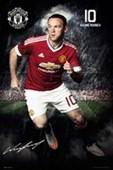 Manchester United 15/16 Wayne Rooney