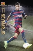 Neymar. Jr In Action 2015/16 Barcelona Football Club
