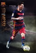 Lionel Messi Action 2015/16 Barcelona Football Club