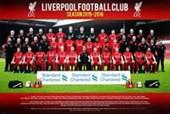 Team Photo 2015/16 Liverpool Football Club