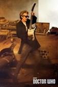 Guitar Portrait Doctor Who