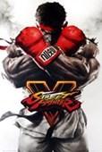 Ryu Cover Art Street Fighter 5