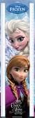 Anna & Elsa Height Chart Frozen