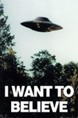 I Want To Believe The X-Files