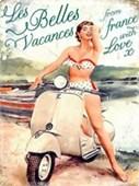 Les Belle Vacances Vespa