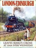 The Flying Scotsman London & North Eastern Railways