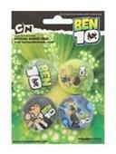 Ben 10 Ben 10 Button Badge Pack
