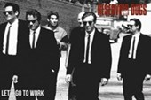 Let's go to work Reservoir Dogs