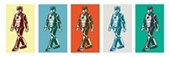 Pop Art Style Cybermen Doctor Who