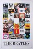 Album Cover Montage The Beatles