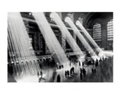 Grand Central Station Art Print New York