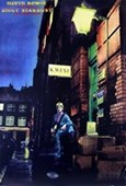 Ziggy Stardust Album Cover David Bowie