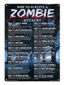 How to Survive A Zombie Attack 20 Top Tips