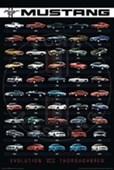 Mustang Evolution Ford Motor Company