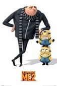 Gru & The Minions Despicable Me 2